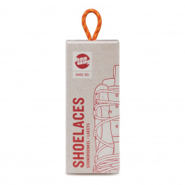 Набор шнурков Hanwag LACES 160 cm   Orange   Вид 1