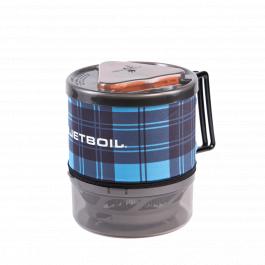 Неопреновый чехол Jetboil Minimo Cozy | Blue Plaid | Вид 1