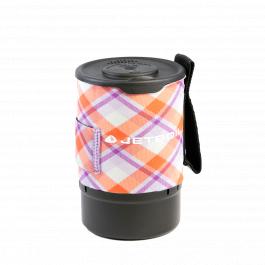 Неопреновый чехол Jetboil Zip Cozy | Yama Purple Plaid | Вид 1
