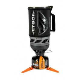 Комплект горелка с кастрюлей Jetboil Flash™, Carbon, 1л | Вид 1