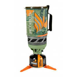 Комплект горелка с кастрюлей Jetboil Flash™, JetCam, 1л | Вид 1