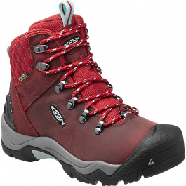 Ботинки женские KEEN Revel III W | Racing Red/Eggshell | Вид 1