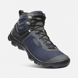 Ботинки KEEN Venture Mid WP M | Blue Nights/Raven | Вид 1