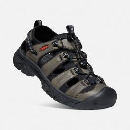Сандалии мужские KEEN Targhee III Sandal M | Grey/Black | Вид 1