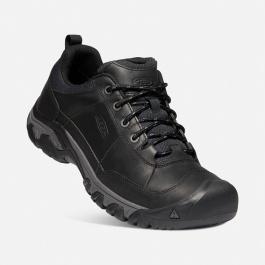 Ботинки мужские KEEN TARGHEE III OXFORD M | Black/Magnet | Вид 1