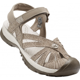 Сандалии женские KEEN Rose Sandal   Brindle/Shitake   Вид 1