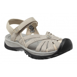 Сандалии женские KEEN Rose Sandal | Aluminum/Neutral Gray | Вид 1