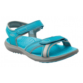 Сандалии женские KEEN Aster W | Capri Breeze/Neutral Gray | Вид 1