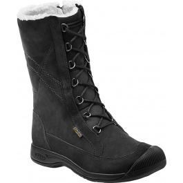 Сапоги женские KEEN Reisen Winter Lace WP | Black | Вид 1