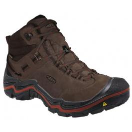 Ботинки KEEN Wanderer MID WP M | Cascade Brown/Bossa Nova | Вид 1