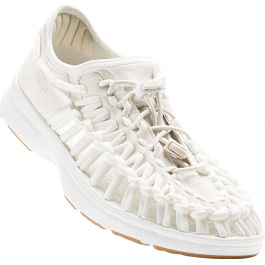 Сандалии KEEN Uneek O2 M | White/Harvest Gold | Вид 1