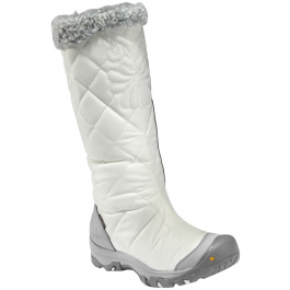 Сапоги женские KEEN Burlington High Boot | Whisper White/Drizzle | Вид 1