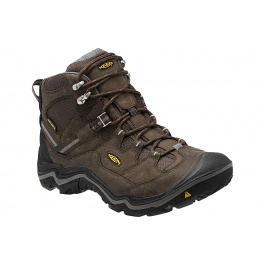 Ботинки KEEN Durand Mid WP M   Cascade Brown/Gargoyle   Вид 1