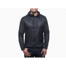 Куртка мужская KÜHL M's Firefly Hoody | RAVEN | Вид 1