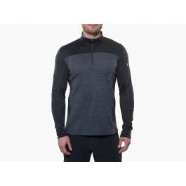 Пуловер мужской KÜHL Ryzer | BLACK/KOAL | Вид 1