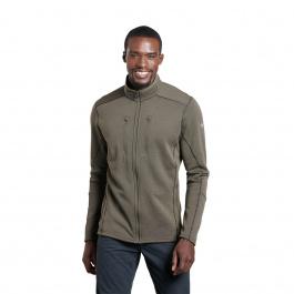 Куртка мужская KÜHL Skyr Full Zip | DUSTY MOSS | Вид 1