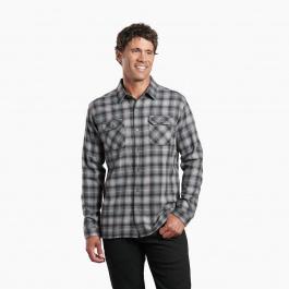 Рубашка мужская KÜHL Dillingr   DARK STONE   Вид 1