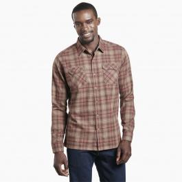 Рубашка мужская KÜHL Dillingr | MOCHA | Вид 1