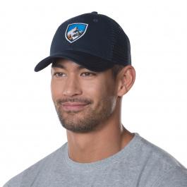 Кепка KÜHL Kuhl Trucker Hat | LAKE BLUE | Вид спереди