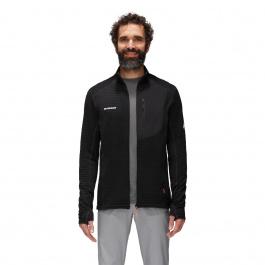 Куртка мужская Mammut Aconcagua Light ML Jacket Men | Black | Вид 1
