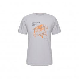 Футболка мужская Mammut Mountain T-Shirt Men | Highway | Вид 1