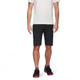 Шорты мужские Mammut Runbold Shorts Men | Black | Вид 1
