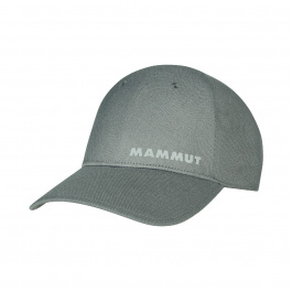 Кепка унисекс Mammut Sertig Cap | Titanium | Вид 1