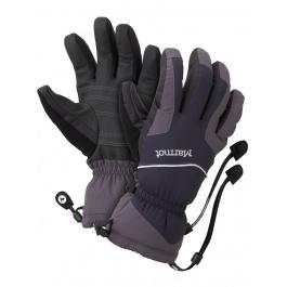 Перчатки Marmot Caldera Glove | Black/Dark Granite | Вид 1