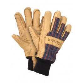 Перчатки Marmot Lifty Glove   Tan/Electric Blue   Вид 1