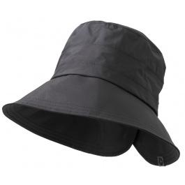 Панама женская Marmot Wm's PreCip Petal Hat | Black | Вид 1