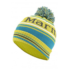 Шапка детская Marmot Boy's Retro Pom Hat | Citronelle | Вид 1