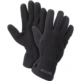 Перчатки Marmot Fleece Glove | True Black | Вид 1