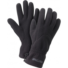 Перчатки женские Marmot Wm's Fleece Glove | True Black | Вид 1