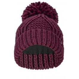 Шапка женская Marmot Wm's Monica Hat | Dark Purple | Вид 1