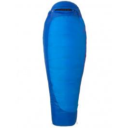 Спальник женский Marmot Wm's Trestles 15 Long | Ceylon Blue/Lapis Blue | Вид 1