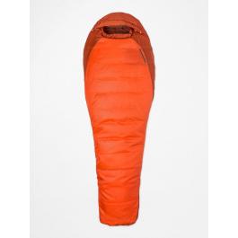 Спальник Marmot Trestles 0 | Orange Haze/Dark Rust | Вид 1