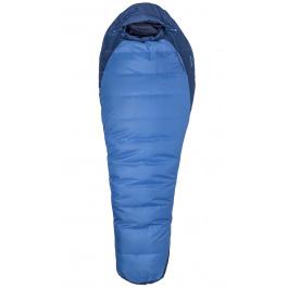 Спальник Marmot Trestles 15 Long | Cobalt Blue/Blue Night | Вид 1