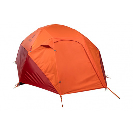 Палатка Marmot Limelight 4P | Cinder/Rusted Orange | Вид 1