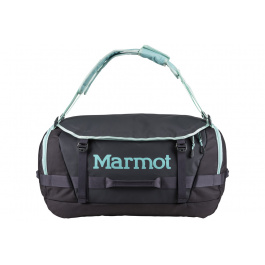 Сумка Marmot Long Hauler Duffel Bag Large | Dark Charcoal/Blue Tint | Вид 1