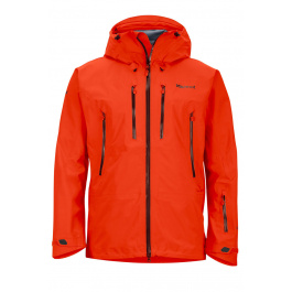 Куртка Marmot Alpinist Jacket | Mars Orange | Вид 1