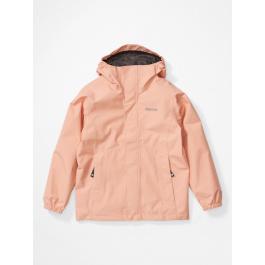 Куртка для девочки Marmot Girl's Minimalist Jacket | Pink Lemonade | Вид 1