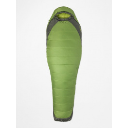Спальник женский Marmot Wm's Trestles Elite Eco 30 Lg | Wheatgrass/Crocodile | Вид 1