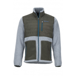 Куртка Marmot Mesa Jacket   Grey Storm/Rosin Green   Вид 1