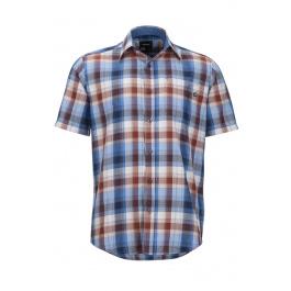 Рубашка Marmot Notus SS | Varsity Blue | Вид 1