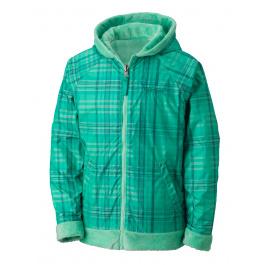 Куртка детская Marmot Girl's Snow Fall Rev Jacket | Green Frost | Вид 1