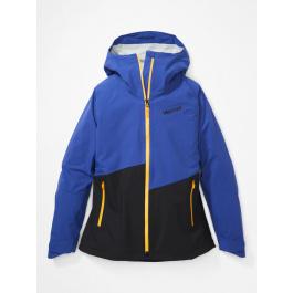 Куртка женска Marmot Wm's EVODry Clouds Rest Jkt | Royal Night/Black | Вид 1