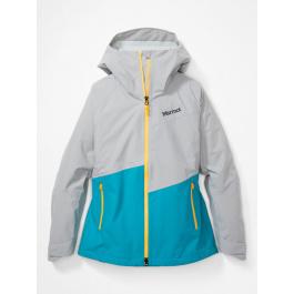 Куртка женска Marmot Wm's EVODry Clouds Rest Jkt | Sleet/Enamel Blue | Вид 1