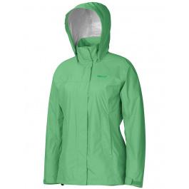 Куртка женская Marmot Wm's PreCip Jacket | Pop Green | Вид 1