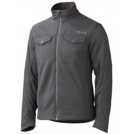 Куртка из флиса Marmot Hawkins Jacket | Slate Grey | Вид 1