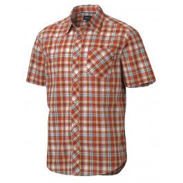 Рубашка Marmot Cottonwood SS | Red Ochre | Вид 1